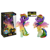 Hikari My Little Pony: Metal Color Storm Rainbow Dash [NYCC 2015 Exclusive]