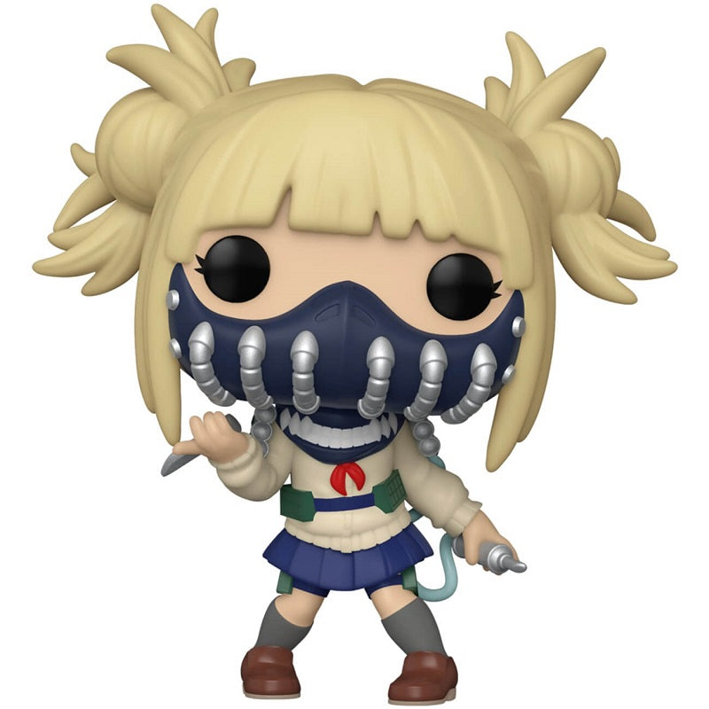 My Hero Academia Pop! Vinyl Figure Himiko Toga with Face Cover [787] - Fugitive Toys