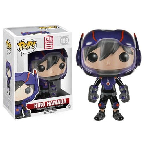 Disney Pop! Vinyl Figure Hiro Hamada [Big Hero 6]