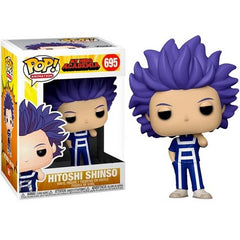 My Hero Academia Pop! Vinyl Figure Hitoshi Shinso [695]