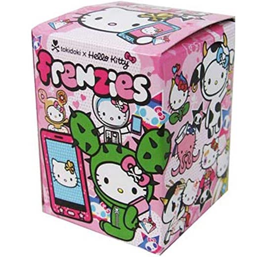 Tokidoki x Hello Kitty Frenzies: (1 Blind Box)