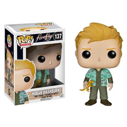 Firefly Pop! Vinyl Figure Hoban Washburne