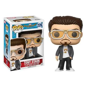 Spider-Man Homecoming Pop! Vinyl Figure Tony Stark [226]