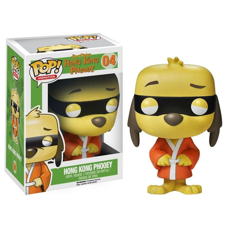 Hanna-Barbera Pop! Vinyl Figure Hong Kong Phooey