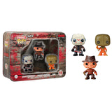 Movies Pocket Pop! 3-Pack Tin [Freddy Krueger, Jason Voorhees and Sam]