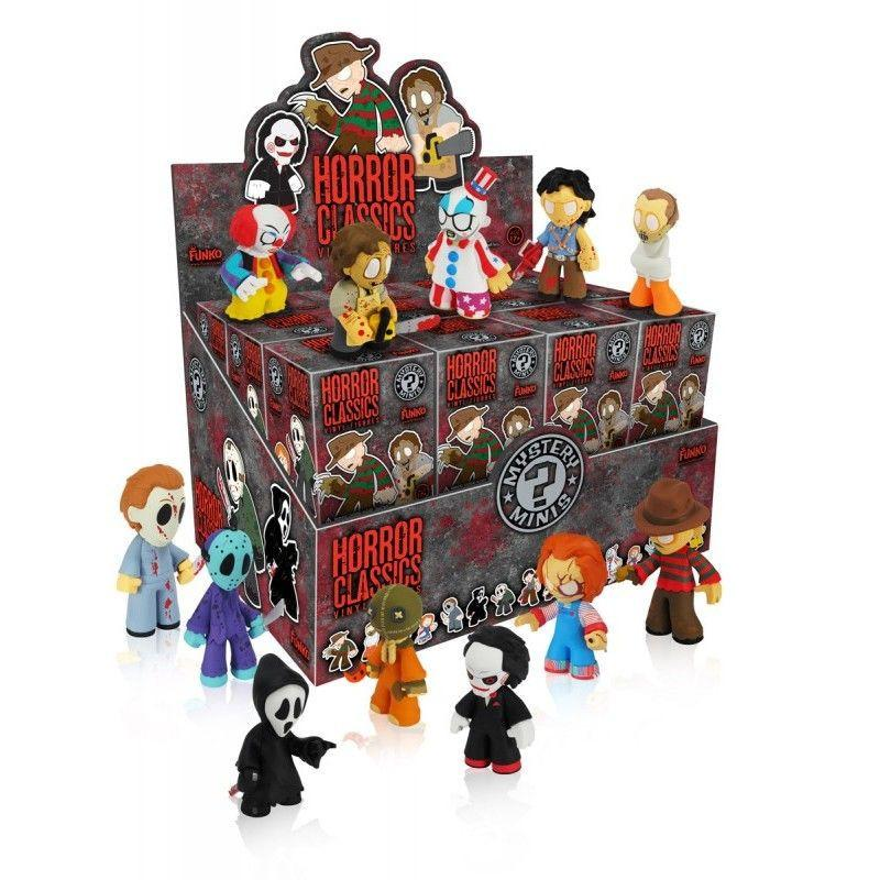 Horror Classics Mystery Minis: (Case of 24)