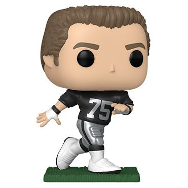 NFL Legends Pop! Vinyl Figure Howie Long (Raiders) [151] - Fugitive Toys