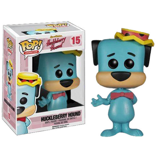 Hanna-Barbera Pop! Vinyl Figure Huckleberry Hound