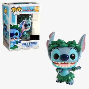 Disney Pop! Vinyl Figure Hula Stitch [718] - Fugitive Toys