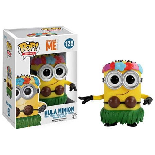 Despicable Me 2 Pop! Vinyl Figure Hula Minion