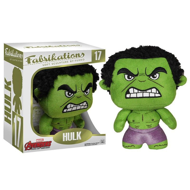 Fabrikations Soft Sculpture by Funko: Hulk [Avengers: Age of Ultron]