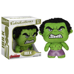 Fabrikations Soft Sculpture by Funko: Hulk [Avengers: Age of Ultron] - Fugitive Toys