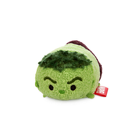 Disney Marvel Hulk Tsum Tsum Mini Plush