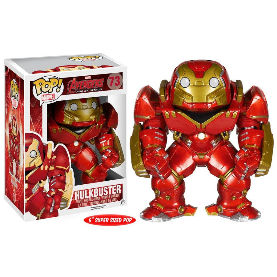 Marvel Avengers: Age of Ultron Pop! Vinyl Bobblehead Hulkbuster [Exclusive]