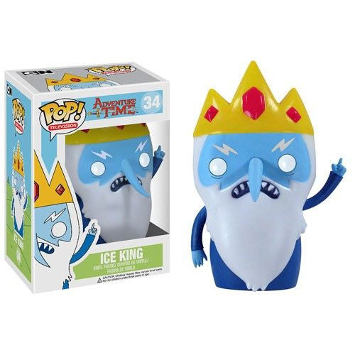 Adventure Time Pop! Vinyl Figure Ice King [34]