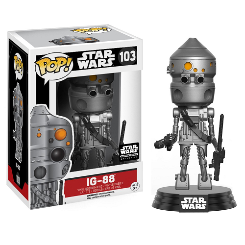 Star Wars Pop! Vinyl Figures IG-88 [103]