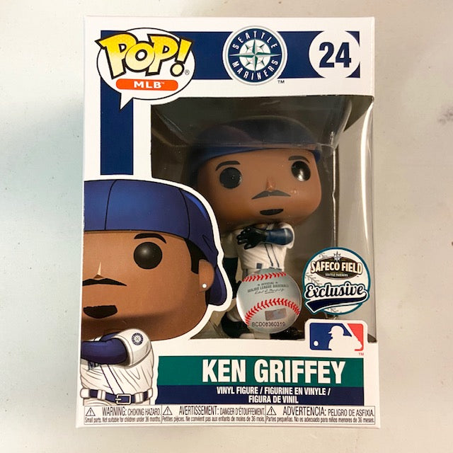 MLB Pop! Vinyl Figure Ken Griffey Jr (Error Box) [Seattle Mariners] [24]