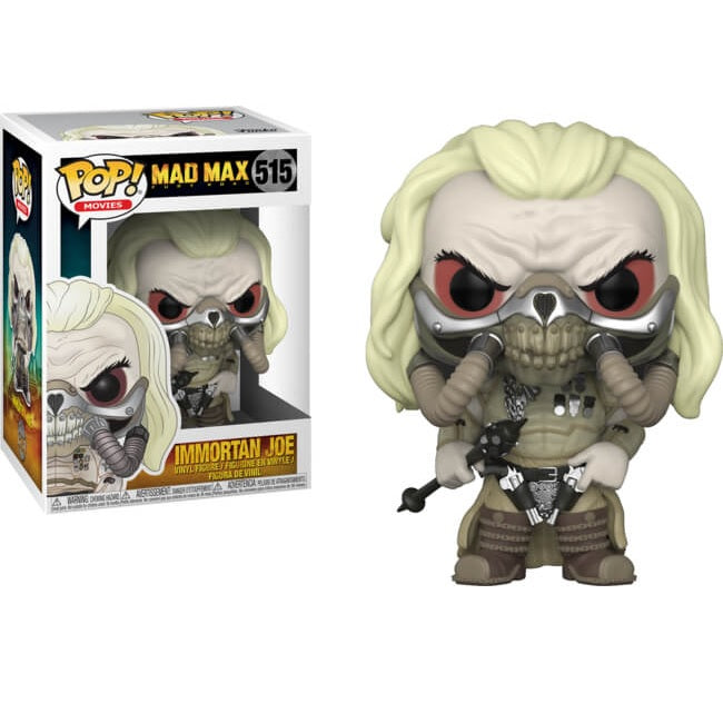 Movies Pop! Vinyl Figure Immortan Joe [Mad Max: Fury Road] [515]