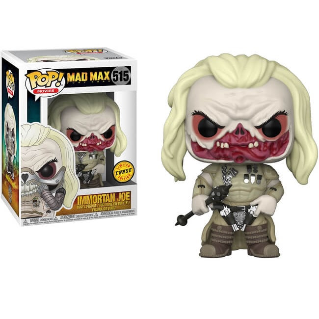 Movies Pop! Vinyl Figure Immortan Joe (Chase) [Mad Max: Fury Road] [515]