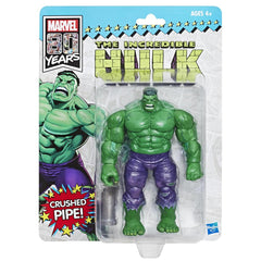 Hasbro Marvel Legends 80th Anniversary Retro Incredible Hulk [2019 SDCC]