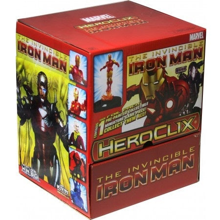 Heroclix Marvel The Invincible Iron Man: (1 Blind Pack)