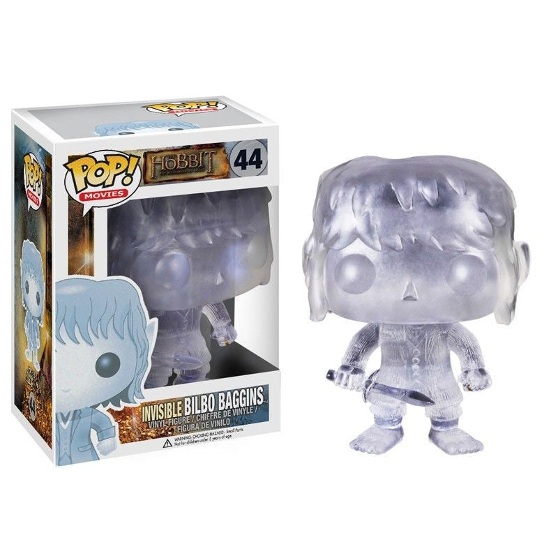 Movies Pop! Vinyl Figure Invisible Bilbo Baggins [The Hobbit: The Desolation of Smaug]