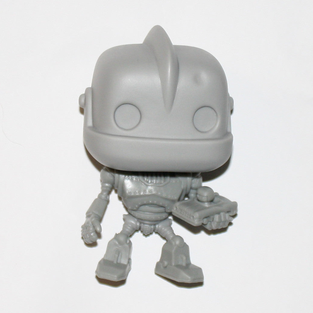 Iron Giant with Car GREY Proto