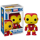 Marvel Pop! Vinyl Bobblehead Iron Man [04]