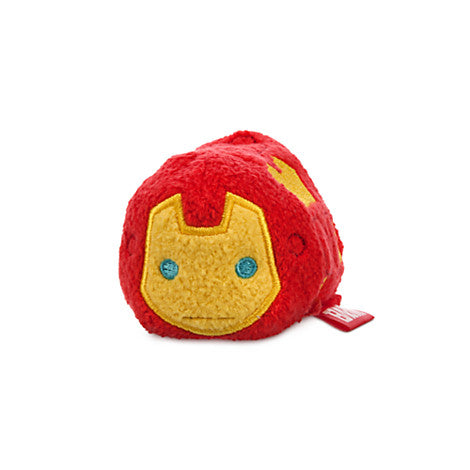 Disney Marvel Iron Man Tsum Tsum Mini Plush