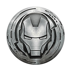 PopSockets Marvel: Iron Man Monochrome