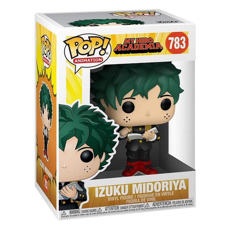 My Hero Academia Pop! Vinyl Figure Deku (Middle School Uniform) [783]