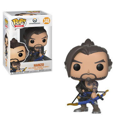 Overwatch Pop! Vinyl Figure Hanzo [348]