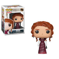 Titanic Pop! Vinyl Figure Rose [705]