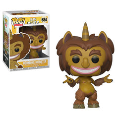 Big Mouth Pop! Vinyl Figure Hormone Monster [684] - Fugitive Toys