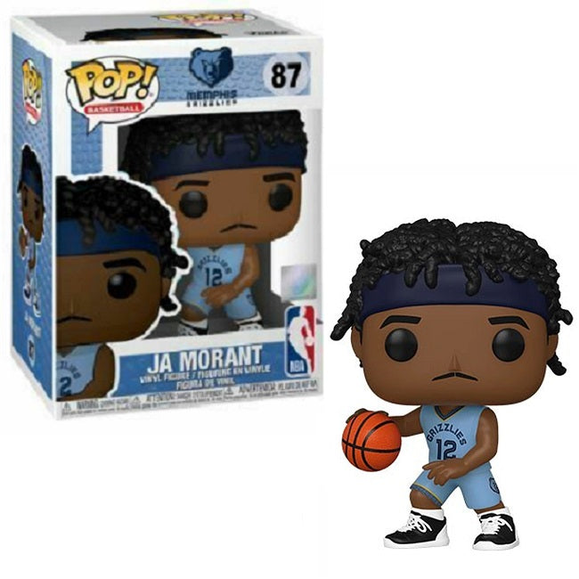 NBA Pop! Vinyl Figure Ja Morant Alternate Jersey (Memphis Grizzlies) [87]