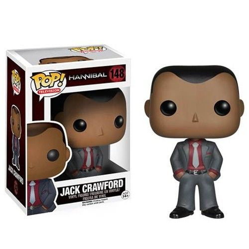 Hannibal Pop! Vinyl Figure Jack Crawford