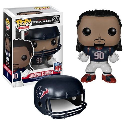 NFL Pop! Vinyl Figure Jadeveon Clowney [Houston Texans]