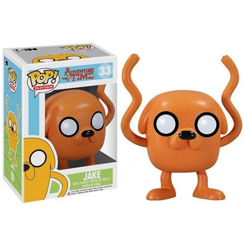 Adventure Time Pop! Vinyl Figure Jake