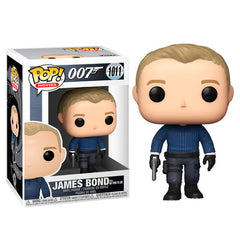 James Bond 007 No Time To Die Pop! Vinyl Figure James Bond [1011]