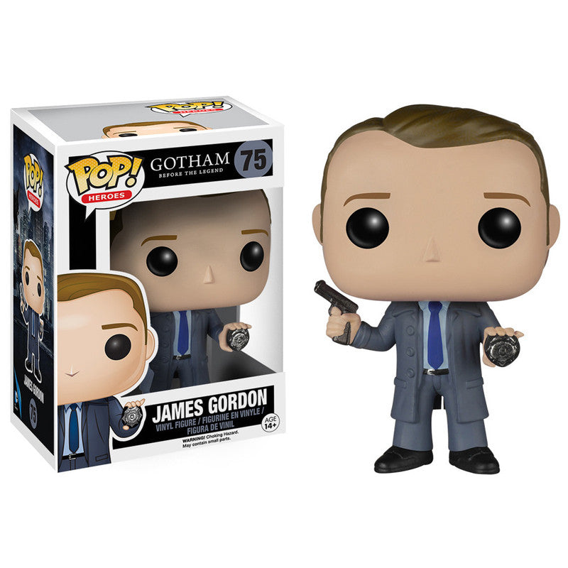 DC Universe Pop! Vinyl Figure James Gordon [Gotham]