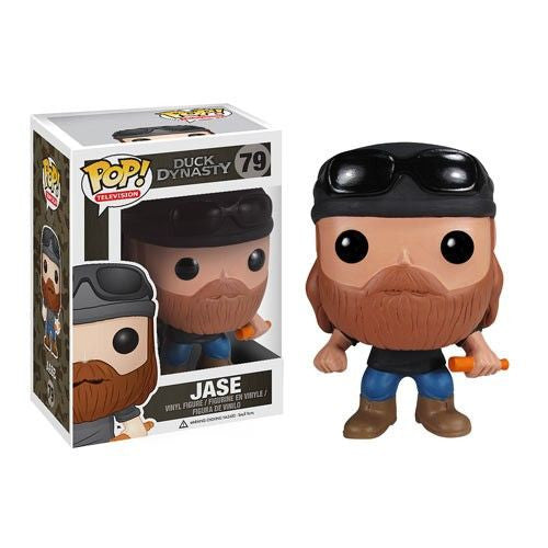 Duck Dynasty Pop! Vinyl Figure Jase Robertson