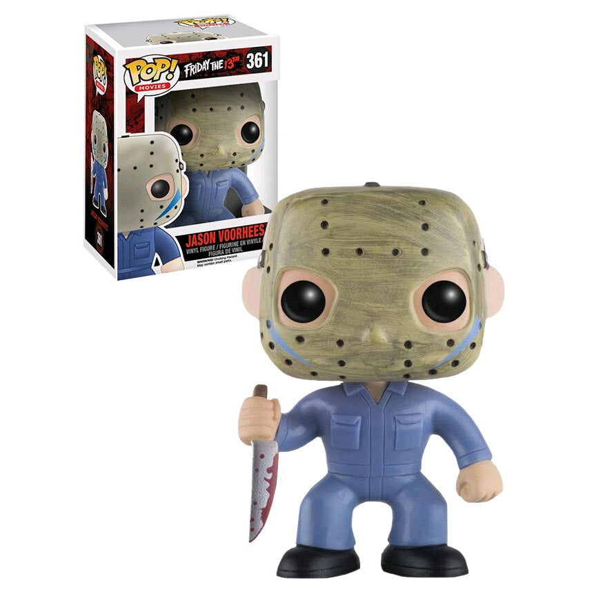 Friday the 13th Pop! Vinyl Figure Jason Voorhees [361]