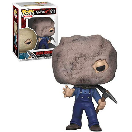 Friday the 13th Pop! Vinyl Figure Bag Mask Jason Voorhees [611]