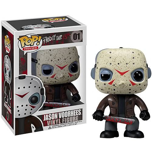 Movies Pop! Vinyl Figure Jason Voorhees [Friday the 13th] [01] - Fugitive Toys