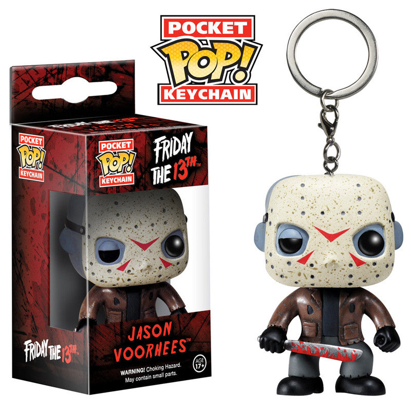 Movies Pocket Pop! Keychain Jason Voorhees [Friday the 13th]