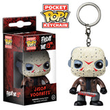 Movies Pocket Pop! Keychain Jason Voorhees [Friday the 13th] - Fugitive Toys