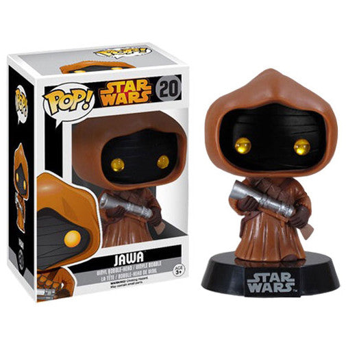 Star Wars Pop! Vinyl Bobblehead Jawa [Re-Release]