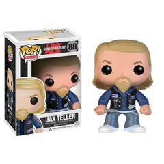 Sons of Anarchy Pop! Vinyl Figure Jax Teller - Fugitive Toys