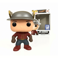 The Flash Pop! Vinyl Figure Jay Garrick [341] - Fugitive Toys