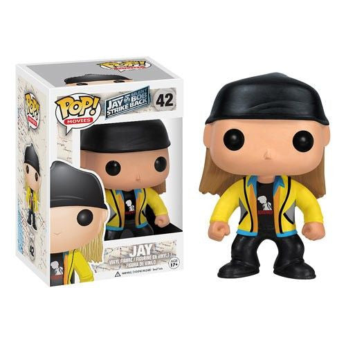 Movies Pop! Vinyl Figure Jay [Jay & Silent Bob] [42]